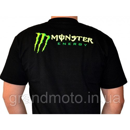 Футболка Fox Monster Energy