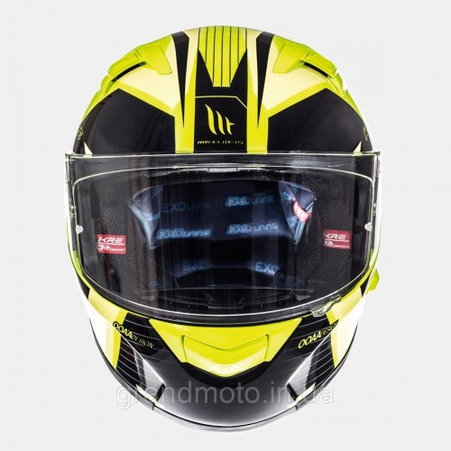 KRE SV RAD GLOSS FLUOR YELLOW ANTHRACITE