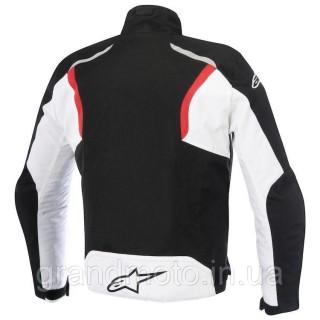 Мотокуртка Alpinestars Fastback WP Jacket Black/White/Red